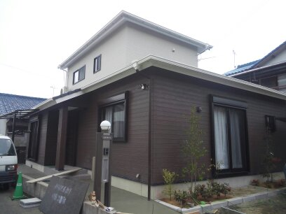 兵庫県K様邸新築工事